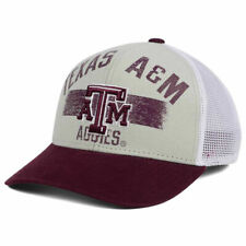 new product fcc7f 500a8 Texas A M Aggies Adidas NCAA Sunshine Trucker Adjustable Snapback Hat Cap  Men s