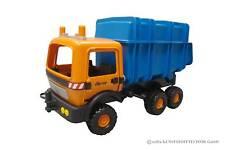 Cityserie Recyclingfahrzeug blau -  Müllauto MADE IN GERMANY reifra Plasticart