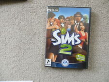 THE SIMS 2 - 4 DISCS - PC CD ROM GAME