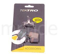 Tektro Bike E10.11 Disc Brake Pads w/Spring 1 pair OrionSL,Orion,Volans,NIB