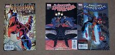 Marvel The Amazing Spider-Man Sins Past Part 1 + Book of Ezekiel Chapters 2 & 3