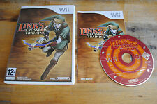 Jeu LINK'S CROSSBOW TRAINING (ZELDA) pour Nintendo Wii PAL (CD OK)
