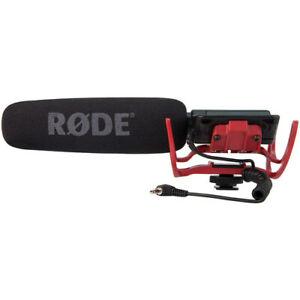 Rode VideoMic Camera-Mount Shotgun Microphone On-Camera VIDEOMIC-R