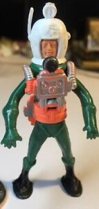🧑‍🚀 1968 MARX SWOPPETS SPACEMAN PLASTIC VINTAGE TOY SALE $9.95 EACH! FREE SHIP