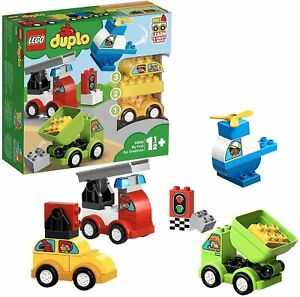 Lego Duplo My First Car Creations Building Set - 10886 - Free Delivery 1 1/2+