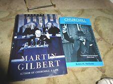 Martin Gilbert - Churchill And America  & CHURCHILL STATESMAN OF THE CENTURY