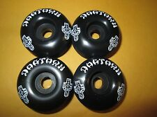 Dogtown Cross Logo 52MM Black Skateboard Wheels