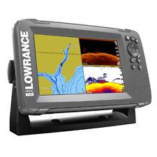 "Lowrance HOOK�-7 7"" Chartplotter/Fishfinder SplitShot Transo... [000-14290-001]"