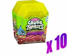 Trash Pack Coffins - Each Coffin containing 2 Zombie Trashies (10 Coffin Pack -2