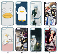 Gintama Sakata Gintoki For iPhone iPod Samsung LG Motorola SONY HTC HUAWEI Case