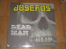JOSEFUS DEAD MAN AKARMA RE LIM 300 EX ONLY 180g LP OUR LAST COPIES LEFT !!!