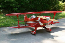 1/4 Scale Pitts Special Giant Scale RC AIrplane Prined Plans