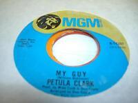 Soul 45 PETULA CLARK My Guy on MGM