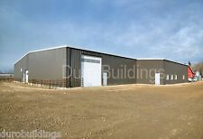 DuroBEAM Steel 80'x120'x16 Metal Clear Span I-beam Building Made To Order DiRECT