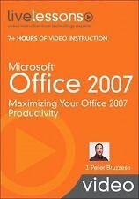 Microsoft Office 2007 LiveLesson Video Training