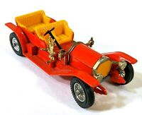 Matchbox Models Of Yesteryear Y-9 1912 Simple Vintage Toy Car Diecast M499