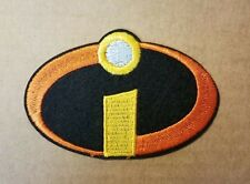 The Incredibles Movie Uniform/Costume Logo Patch 3 3/4 inches wide