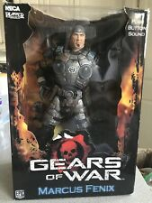 "NECA Gears Of War Marcus Fenix 12"" 1/6 Scale Light Up Armour"