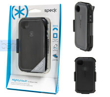 Speck Mighty Vault Hybrid Case & Holster for iPhone apple 4/4s SPK-A0811 Black