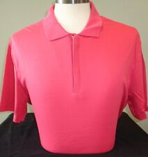 NEW MENS CALVIN KLEIN S/S LIQUID POLO SOLID GOLF SHIRT, PICK COLOR & SIZE, $75