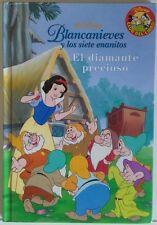 Blancanieves y los Siete Enanitos. Club del Libro Disney. Cuento. Libro