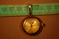 VINTAGE GOLD FILLED VANITY WATCH CO. WATCH PENDANT 104439