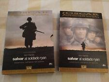 Salvar al Soldado Ryan Steven Spielberg - Edicion Deluxe 3 x DVD