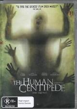 THE HUMAN CENTIPEDE - ASHLEY WILLIAMS NEW & SEALED REGION 4 DVD FREE LOCAL POST