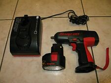 "SNAP-ON 12V 3/8"" IMPACT WRENCH MODEL#CT3110HP"
