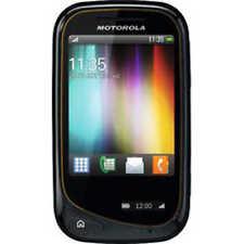 Motorola Wilder Ex130 Aussteller Outdoorhandy Kamera Touchscreen staubgeschützt