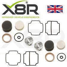 Range Rover P38 Eas Aria Sospensione Compressore Pistone Liner + Kit X2