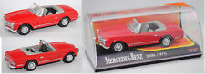 New Ray 48419 Mercedes-Benz 280 SL Pagode signalrot 1:43