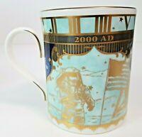 Royal Worcester The Millennium Coffee Mug 2000 AD Fine Bone China Cup NEW
