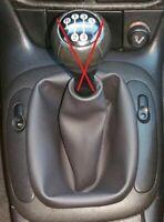 Opel Vectra B Corsa C Meriva A Farben Schaltsack Schaltmanschette Manschette