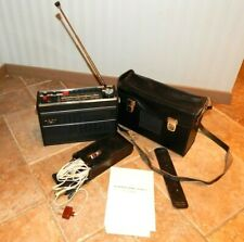 RARE VINTAGE Military Transistor Radio Mayak-2 FULL KIT Old Stock