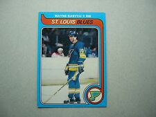 1979/80 TOPPS NHL HOCKEY CARD #142 WAYNE BABYCH ROOKIE NM SHARP!! 79/80 TOPPS