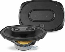 """4) Polk Audio DXi691 200W RMS 6""""x9"""" 3-Way Coaxial Car Stereo Speakers (2 Pairs)"""