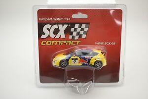 """C10176X300 SEAT LEON WTCC """"GENE"""" SCX 1/43 COMPACT CAR"""