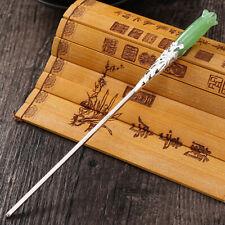 Fashion Chinese Jade Hair Stick Chignon Chopstick Hairpin Hair Accessories