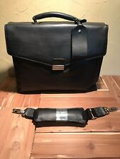 IBM ThinkPad Premium Leather Laptop Attaché (NEW)