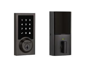 Kwikset 915CNT-S SmartCode Contemporary Touchscreen Electronic - Bronze