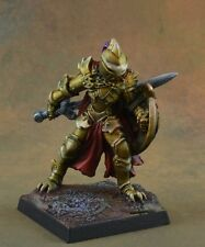 Painted Golrick Mercenary from Reaper Miniatures, assassin D&D character