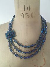 Butler & Wilson Beaded Necklace New & Boxed