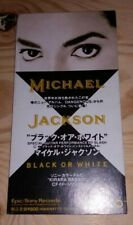 Michael Jackson Black Or White Minic CD Japan no promo very good condition