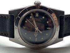 beautiful vintage ardath geneve 660 ft denis diver submarine 25 jewels watch
