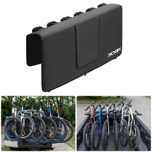 Tailgate Pad For 5/6PCS Bike Bicicleta Cover Rack Carrier with Secure Straps