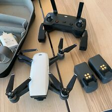 Dji Spark Quadcopter and Controller Combo With 2 Batteries And Battery Charger