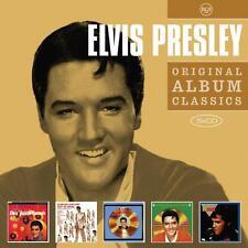 Englische Elvis Presley-Musik-CD 's vom Classics-Label