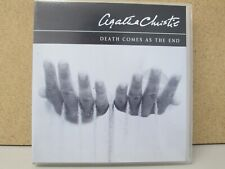 Agatha Christie- Death Comes As The End -3-CD Audiobook (Jenny Funnell) Crime