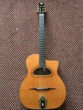 M. Ciz gypsy jazz guitar D-hole, Maccaferri-Selmer style Guitar